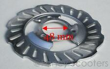Diablo Chopper TPGS-303,408 Front Disc Rotor (175mm) Bolt Pattern 3 with Offset