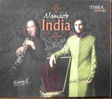 Namaste India - Rahul Sharma & Kenny G - Fusion Audio CD