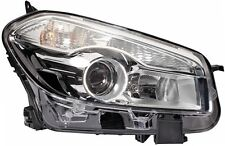 Nissan QASHQAI Halogen Headlamp Headlight Right O/S R/H DRIVERS  LIGHT 2010-2013