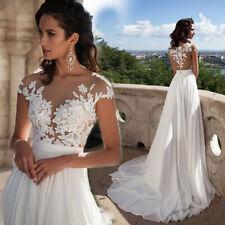 Empire Spitze Brautkleid Hochzeitskleid Kleid Braut von Babycat collection BC822