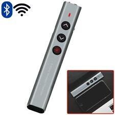 2.4G Wireless Presenter Laser Pointer Clicker Pen USB Remote Control PowerPoint