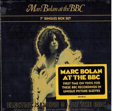 "MARC BOLAN, ELECTRIC SEVENS 2 - AT THE BBC, 4 x 7"" VINYL BOX SET (SEALED)"