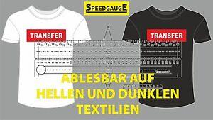 Anlegeschablone für Tshirt Druck  Transferpressen / Speedgauge