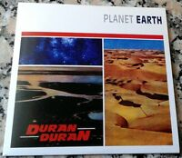 "DURAN DURAN RARE NEW CD Single 7"" PLANET EARTH Night Version Late Bar #12 hit UK"