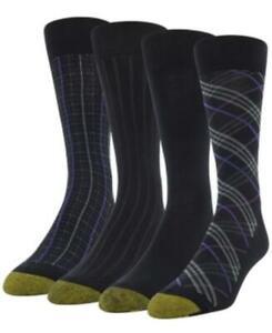 MSRP $20 Gold Toe Men's 4-Pk. Socks One Size