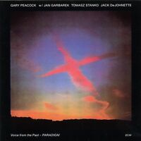 GARY PEACOCK - VOICE FROM THE PAST-PARADIGM   VINYL LP NEW+