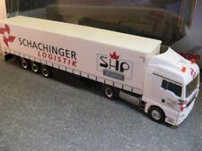 "Herpa MAN TGX XLX GPSZ /""Schachinger Logistik 10 Jahre/"" Nr 924849"