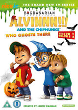 ALVINNN!!! And the Chipmunks: Season 1 Volume 3 - Who Ghosts... DVD (2016)