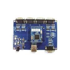 1 x Wiznet Inc Eval Board per wiz140sr 4 Port serial-to-ethernet wiz140sr-evb