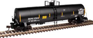 Atlas Master Line HO Scale E.I. Dupont DUPX 17,360 Gallon Tank Car 20-003-450