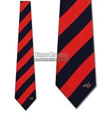 Capitals Ties Washington Capitals Neckties Mens Licensed Hockey Neck Tie NWT