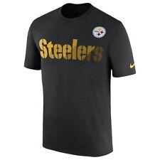 Pittsburgh Steelers NFL Legend Sideline Team S.S. T-Shirt XXL/Nike/Black/NWT!!