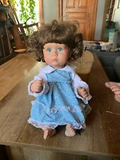 Zook Doll Pat Secrist Doll 1988 Hand Signed By Johanness Zook