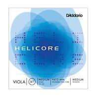 D'Addario Helicore VIOLA H410 MM Strings Set 15''-16.5'' Medium Tension