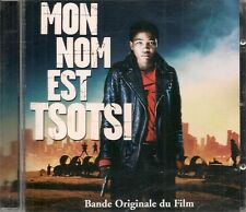 CD BOF / OST 19 TITRES--MON NOM EST TSOTSI--ZOLA/MARK KILIAN/PAUL HEPKER