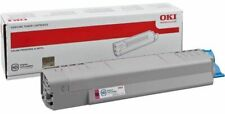 GENUINE Original OKI MC861 / MC861+ Magenta Toner Cartridge p/n 44059254