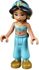 LEGO Disney Princess Aladdin Jasmine Minifigure [Gold Shoes Loose]