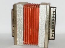 Old children accordion prewar Bandoleon children Akkordeon toy accordéon