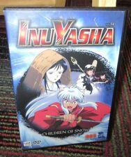 INUYASHA - VOLUME 34: CHILDREN OF SNOW ANIME DVD, EPISODES 100-102, GUC