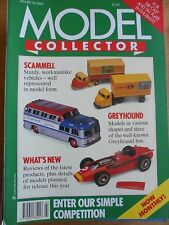 Model Collector Magazine March 1990