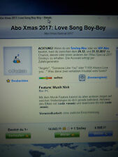 Knuddels.de Smiley Love Song Boy Boy