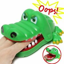 Crocodile Mouth Dentist Bite Finger Funny Game Party Family Toy For Kids Adult