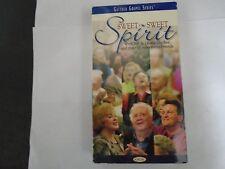 Sweet, Sweet Spirit by Bill & Gloria Gaither (Gospel) (VHS, Sep-1999, Spring Hou