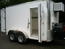REFRIGERATED WALK IN COOLER/FREEZER TRAILERS CUSTOM