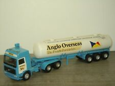 Volvo F12 Truck with Petrol Trailer - Alan Smith Models 1:50 *41785