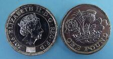 Großbritannien - United Kingdom -1 Pound - Pfund 2016 (2017) UNC Bimetall - NEW