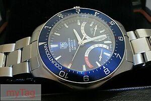 TAG Heuer Mens Calibre S Quartz Watch, Model Number CAF7110.