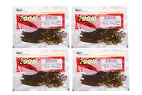 ZOOM Mag II Worm 20cnt 2 PCKS #009-294 Green Pumpkin Blue Flash
