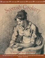Scottish Cookery by Catherine Brown Paperback Book The Fast Free Shipping