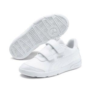 Puma Stepfleex 2 SD V Ps Children Baby Shoes Trainers Pre School Low Shoe Unisex