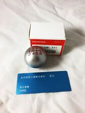 JDM Honda type R shift knob s2000 nsx ep3 dc5 6 speed Spoon Mugen + VIN plate