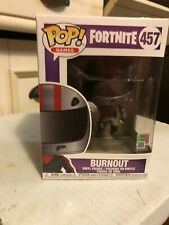 FUNKO POP GAMES FORTNITE # 457 BURNOUT SERIES 2