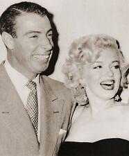 NEW YORK YANKEES  Joe DiMaggio  With Marilyn Monroe #3