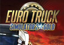 Euro Truck Simulator 2 Gold Edition Region Free PC KEY (Steam)