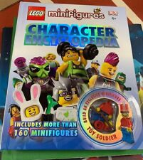 LEGO Minifigures Character Encyclopedia, with Toy Soldier Minifigure