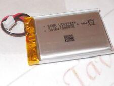 3.7 Volt 1100mAh Lithium Polymer Rechargeable Battery LP603449