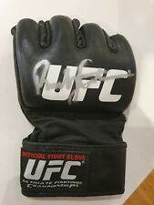 Randy Couture Signed Ufc Glove