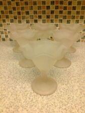 Opalescent Glass Vintage Original Art Glassware Date-Lined Glass