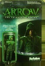 Reaction Action Figures - Figurine John Diggle Arrow Suit Series TV