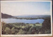 Irish Postcard MIDDLE AND LOWER LAKES of KILLARNEY Co Kerry Ireland Dollard 251