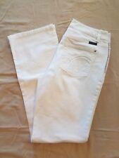 Liz Claiborne Womens Size 6 Off white/Cream Slim Bootcut Jeans