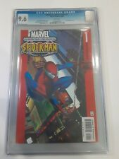 Ultimate Spider-Man # 1 CGC 9.6 NM+ Universal 1st Ultimate Spider-Man White Page