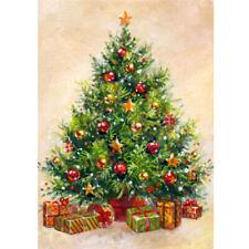 Diy 5D Christmas Tree Diamond Painting Full Drill Art Home Decor Embroidery Kits