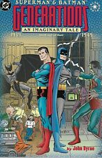 Superman & Batman Generations (An Imaginary Tale) No.1 (1939-1949) John Byrne