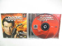 007 TOMORROW NEVER DIES PS1 Playstation Japan Game p1