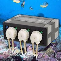 Jebao Automatic DP-3 Dosing Pump Doser For Reef Aquarium Marine Tank  AU